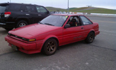 Anthony Gunbab AE86