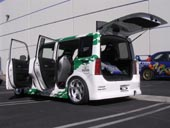 Scion Xb Racing Hart Rims