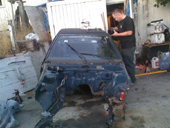 Mike Ducan teardown Toyota Corolla